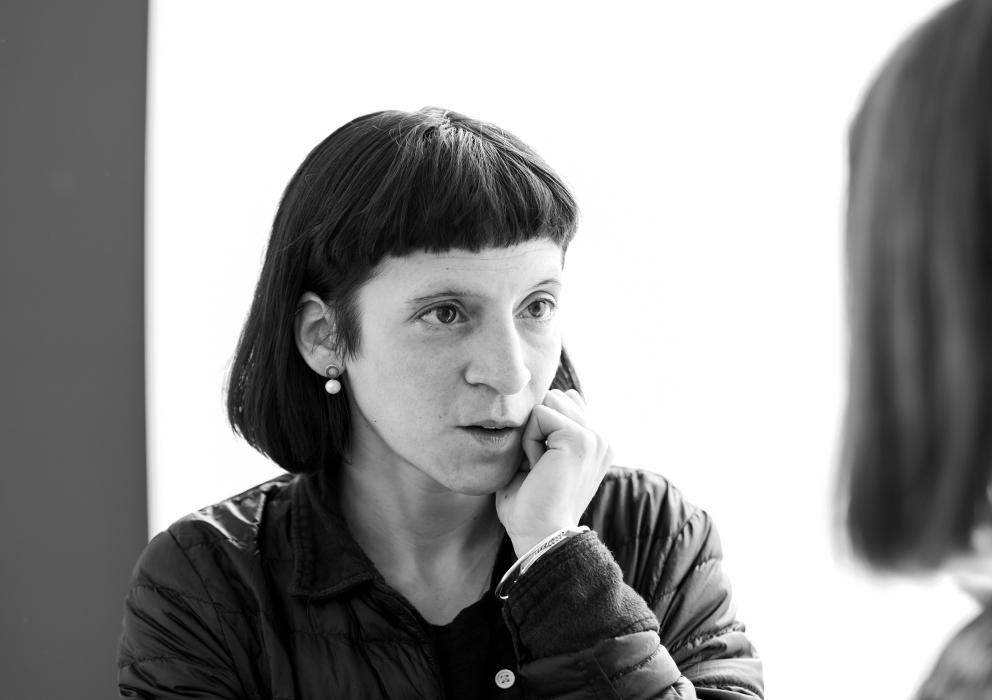 Salomé Lamas - Photo © Andrea Rodríguez